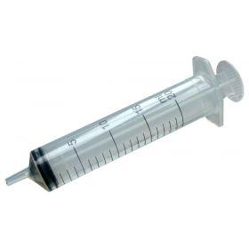 syringe Plastipak 20ml 3 parts, luer, eccentric