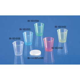Medicine cup 30ml - natural - PP