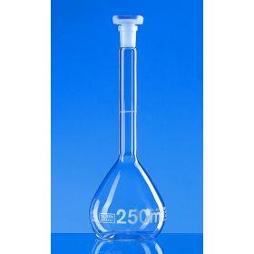 Volumetric flask(B) - 250ml + PP stopper