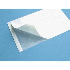 Sealing film, gas-permeable, for cell culture, sterile