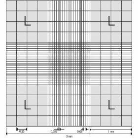 Counting chamber Neubauer