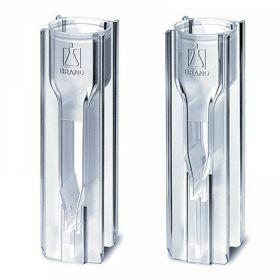 UV-micro-cuvette center height 15mm, min.vol.70µl
