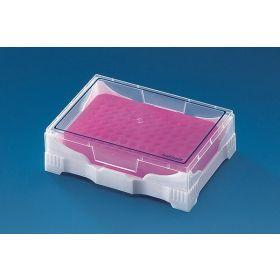 PCR Mini cooler with transparent lid