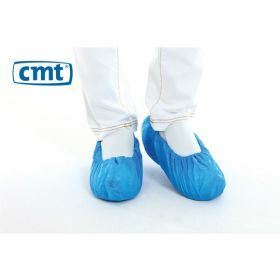 CMT CPE overshoe Blue 36x15cm 30 microns Rough