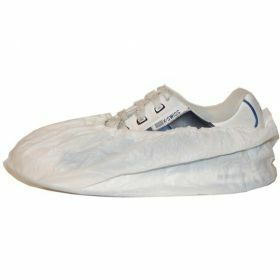 overshoes white non-woven antislip