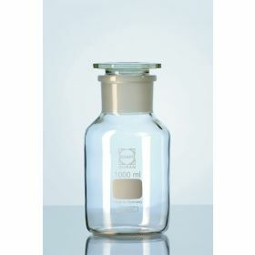 Duran® Reagent bottle - wide neck with ground joint - 100ml