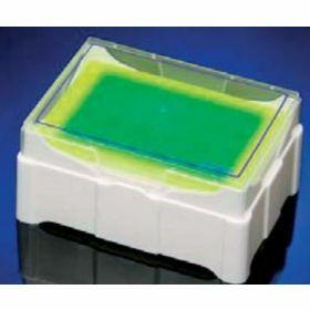 Rack Isofreeze PCR (green to yellow) set/2pcs