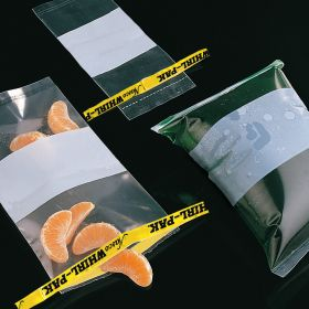 WHIRL PAK BAG 120ML W/STRIP EO
