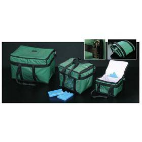 Deltalab Isothermal bag 27 L green