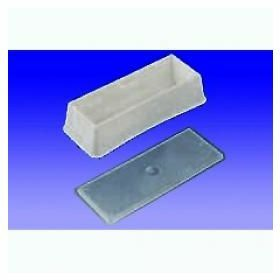 Reagent tray +cover for multichannel pipette