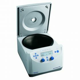 IVD Centrifuge EPP 5430, with rotary knobs, with rotor FA-45-30-11 and rotor lid