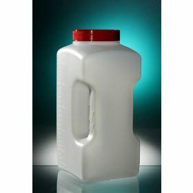 Fles 24h PE 2,7l gegrad.+ leakproof schroefdop