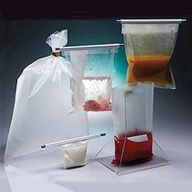 Blender bag - full filter - 190x300mm - 400ml - sterile