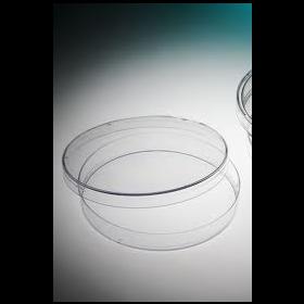Petri dish D90mm (H14.2mm), 3 vents, sterile (ECO)