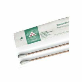 Applicator in wood sterile per 2