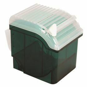ABS Parafilm dispenser + cutter, green