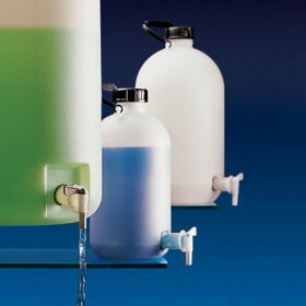 Storage bottle 10L HDPE with tap