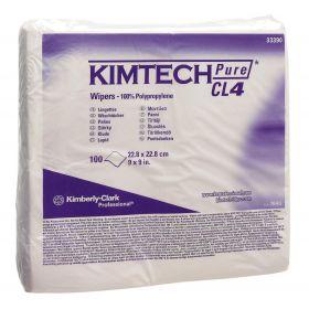 Kimtech Pure W4  dry wipes 30,5x30,5cm