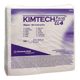 Kimtech Pure W4  dry wipes 22,8 x 22,8cm