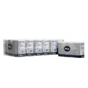 Kleenex toilet tissue rolls (600 sheets), white, 2-ply