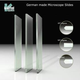 cover glass 18x18mm Knittel