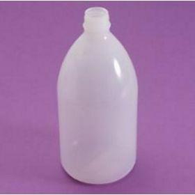 Narrow neck wash bottle 1000 ml - Gl 28 - LDPE (without spray head)