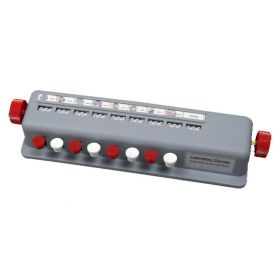 Manual cell counter - 8 counters - ABS housing