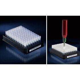 cryobank vials+cap,0,5ml.2x96in rack
