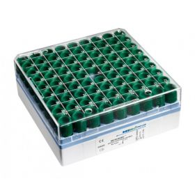 MICROBANK-80 green colour coded beads