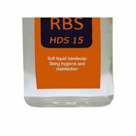 RBS HDS15 soap bactericide pour les mains - 5L