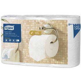 Toiletpaper TORK Premium Extra Soft 4-layers 150sh