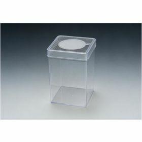 SPL Insect breeding square dish PS cap ventilation 72x72x100mm