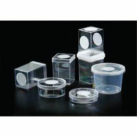 SPL Insect breeding square dish PS 3 ventilation holes 72x72x100mm