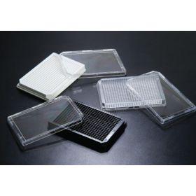 HT plate 384-well transparent PS 0,07cm² 10-100µl