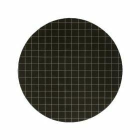 ME25/31 sterile membrane filter white/black grid D47mm 0,45µm