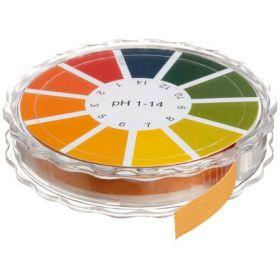 pH Indicator   0,5-5,5 , roll 7mmx5m