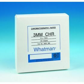 3MM CHR BLOTTING PAPER SHEETS 15x17.5CM