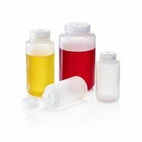 centrifuge bottles 250ml PP+PPscrewc.+silic.gasket