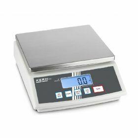 Tafelweegschaal inox FCB 8kg, precisie:0,1g