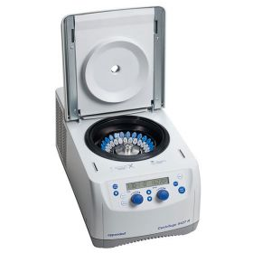 IVD Centrifuge 5427R, with rotary knobs, with rotor FA-45-48-11