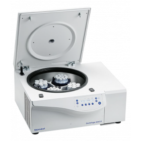 IVD Centrifuge Pack EPP 5810 R, with keypad, with rotor S-4-104 and adapters 15/50ml tubes