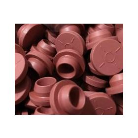 Stoppers butyl red for 20mm vials
