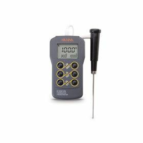 Hanna Inst. Thermistor thermometer HI93510N