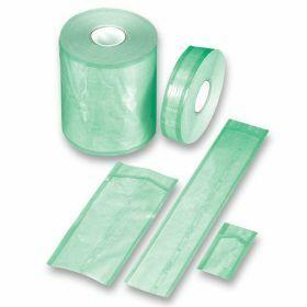 Sterilization roll 75 mm x 200 m without fold