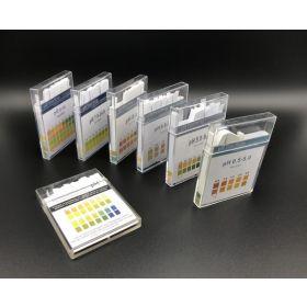 pH indicator strips 0-14