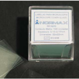 cover glass 18x18mm NX