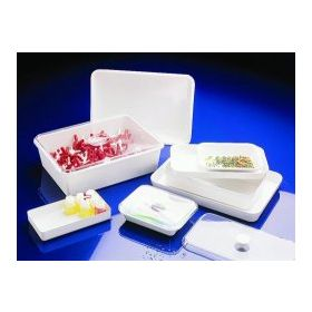 Instrument tray - melamime - 190mm x150mm x 40mm