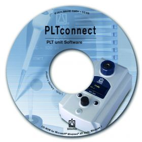 PLT Connect software + USB cable