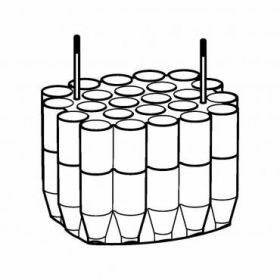 Epp SET: 2 Adapters 24x 5.0 and 15ml conical for rotor Universal-Large