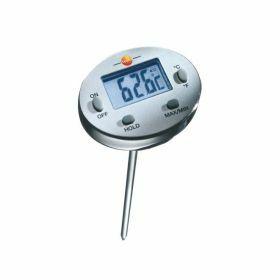 Testo Mini waterproof thermometer L120mm, 230°C